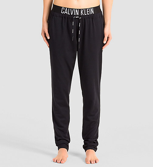 CALVINKLEIN Sweatpants - Intense Power - BLACK - CALVIN KLEIN WOMEN - main image