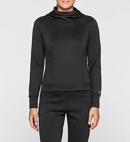 CALVIN KLEIN Hooded Pullover PF4WH6W303001
