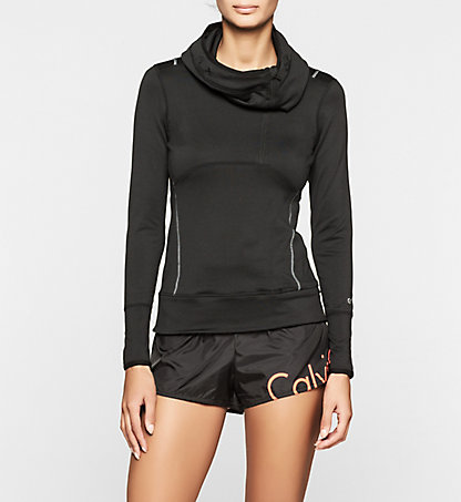 CALVIN KLEIN Hooded Pullover PF4WH6W304001