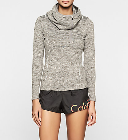 CALVIN KLEIN Hooded Pullover PF4WH6W304077