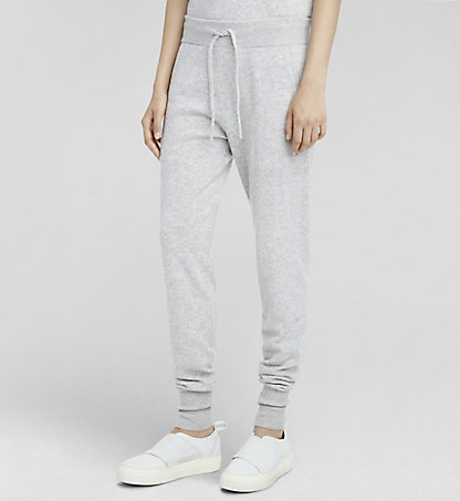 CALVIN KLEIN COLLECTION Cashmere Sweatpants W71P017COL058
