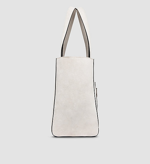 CKCOLLECTION Borsa tote con tasche - LIGHT BEIGE - CK COLLECTION BORSE - dettaglio immagine 1