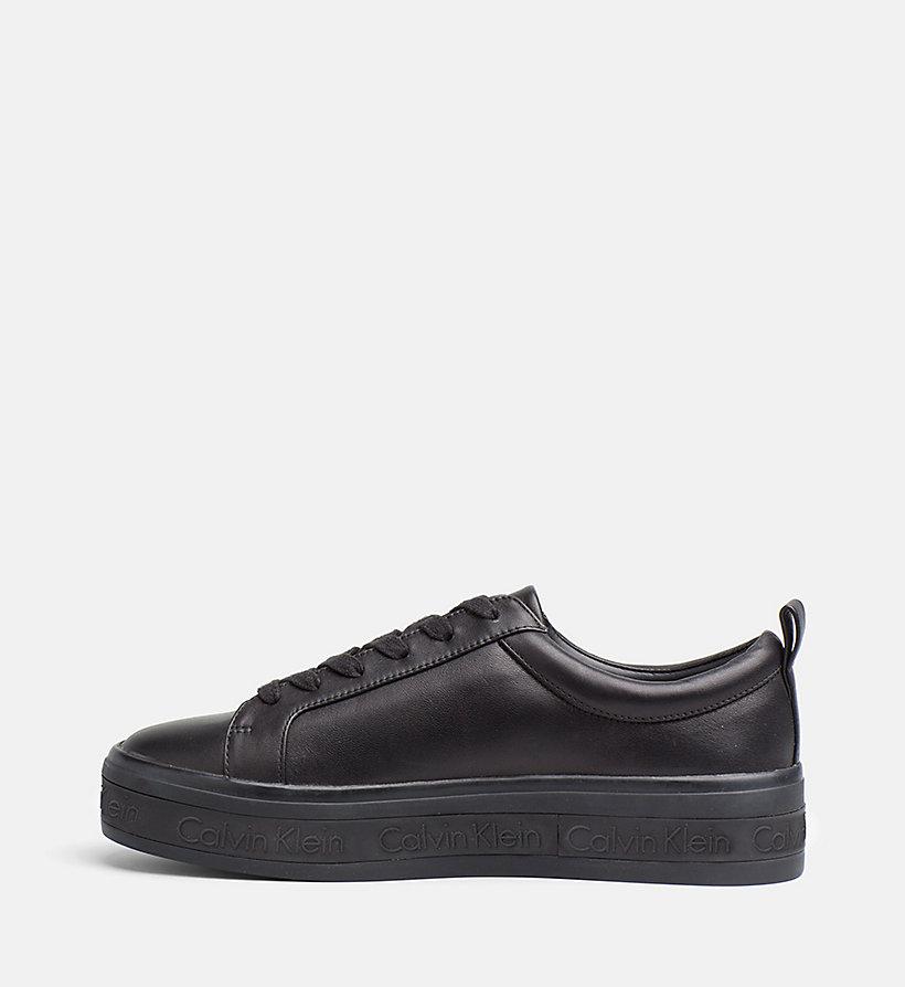 leather sneakers calvin klein 00000e5698. Black Bedroom Furniture Sets. Home Design Ideas