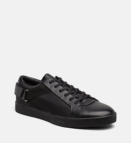 CALVINKLEIN Sneakers - BLACK - CALVIN KLEIN SHOES & ACCESSORIES - main image
