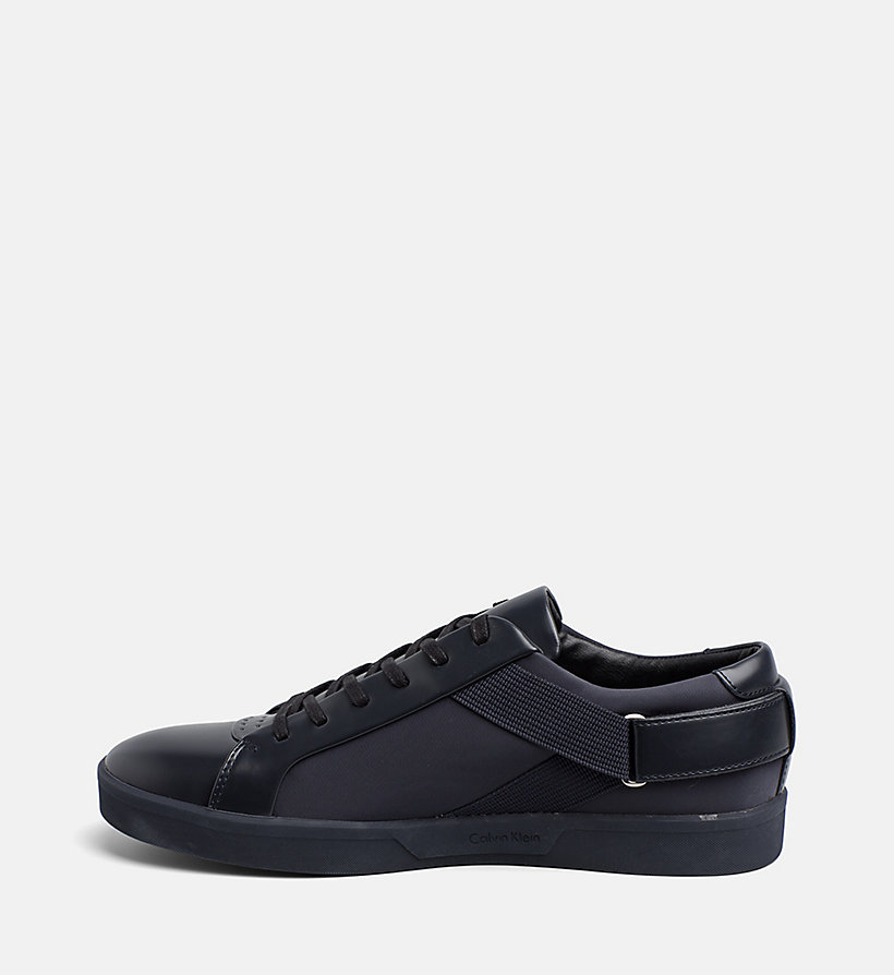 CALVINKLEIN Sneakers - BLACK - CALVIN KLEIN MEN - detail image 2