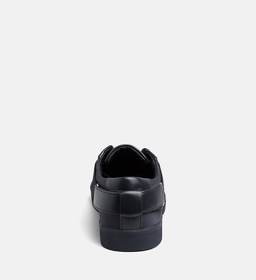 CALVINKLEIN Sneakers - BLACK - CALVIN KLEIN MEN - detail image 3