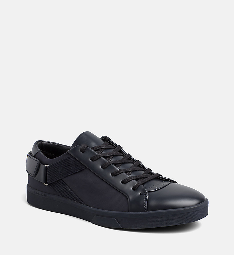 CALVINKLEIN Sneakers - BLACK - CALVIN KLEIN MEN - main image