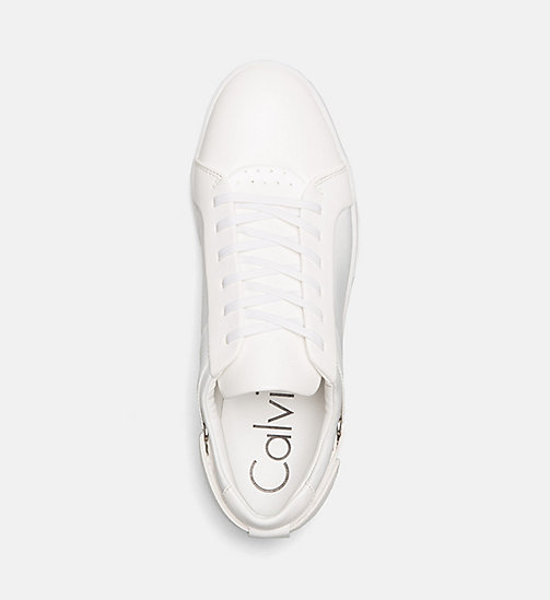 CALVINKLEIN Sneakers - WHITE -  TRAINERS - detail image 1