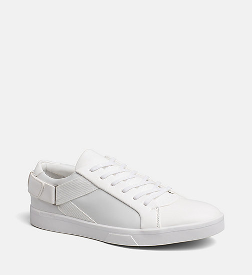 CALVINKLEIN Sneakers - WHITE -  TRAINERS - main image