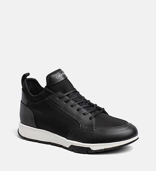 CALVINKLEIN Sneakers - BLACK -  TRAINERS - main image
