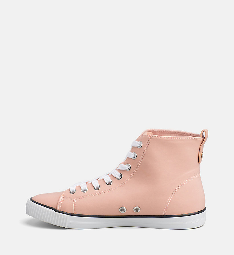 CALVIN KLEIN JEANS High Top Sneakers - WHITE - CALVIN KLEIN JEANS DAMEN - main image 2