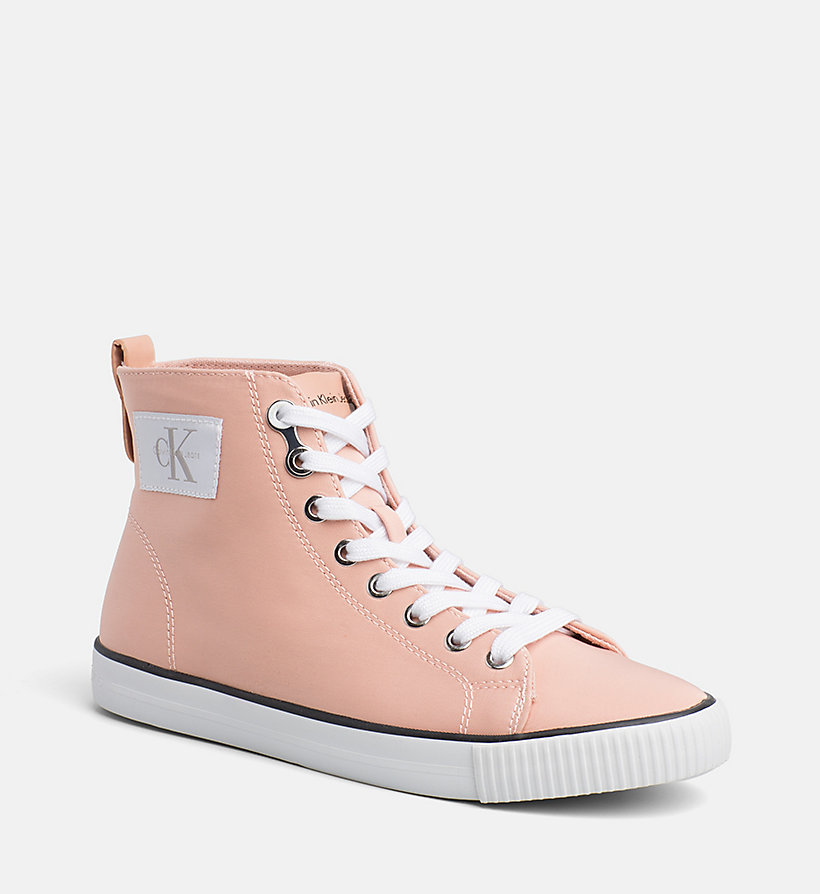 CALVIN KLEIN JEANS High Top Sneakers - WHITE - CALVIN KLEIN JEANS DAMEN - main image