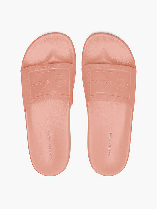 CALVIN KLEIN JEANS Jelly Slippers - DUSK - CALVIN KLEIN JEANS SANDALS - main image