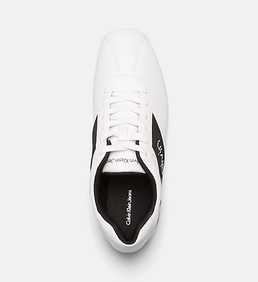 CALVIN KLEIN JEANS Sneakers - WHITE/BLACK - CALVIN KLEIN JEANS SHOES - detail image 1