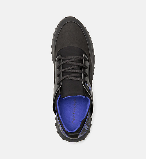CALVIN KLEIN JEANS Sneakers - BLACK - CALVIN KLEIN JEANS TRAINERS - detail image 1