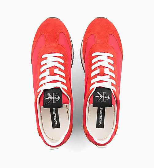 990a0ded03a £90.00Nylon Suede Trainers