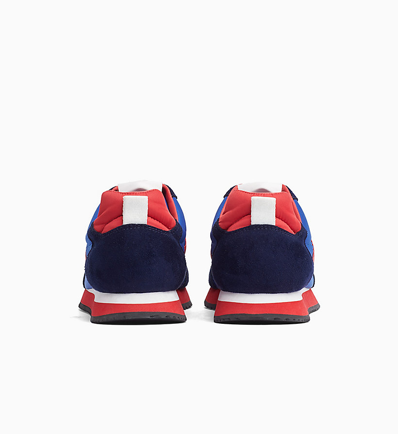 45a3d1bf25a Nylon Suede Trainers Calvin Klein®