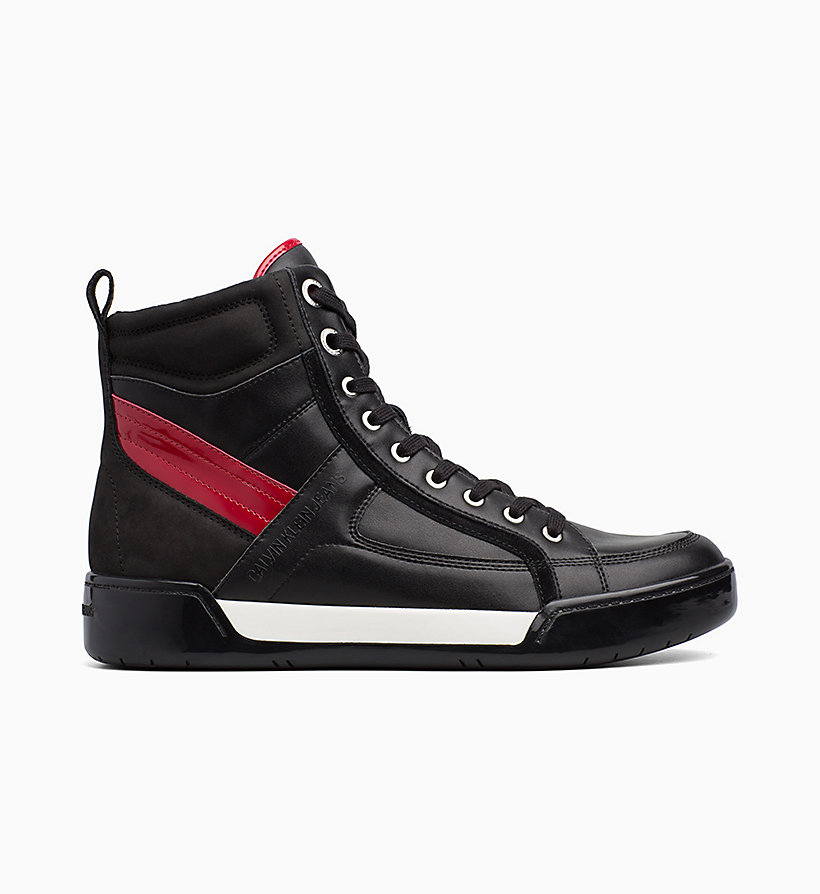 High Top Sneakers aus Leder CALVIN KLEIN® | 00000S1774BCS
