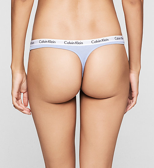 CALVINKLEIN Thong - Carousel - STAR FERRY - CALVIN KLEIN KNICKERS - detail image 1