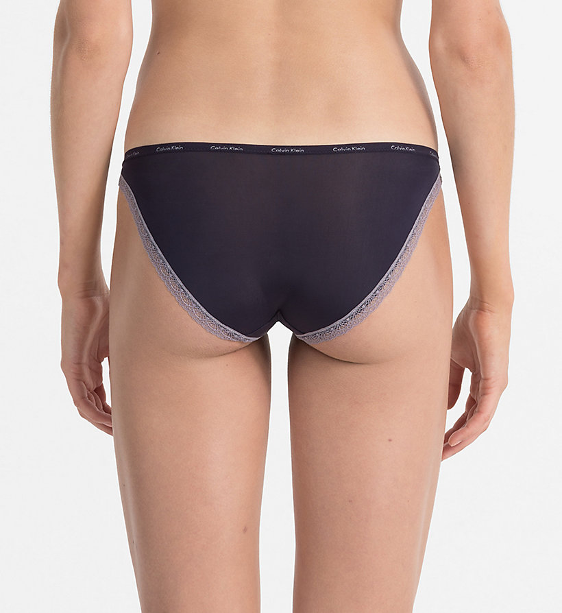 CALVINKLEIN Bikini - Bottoms Up - MIRAGE STRIPE - CALVIN KLEIN UNDERWEAR - detail image 1