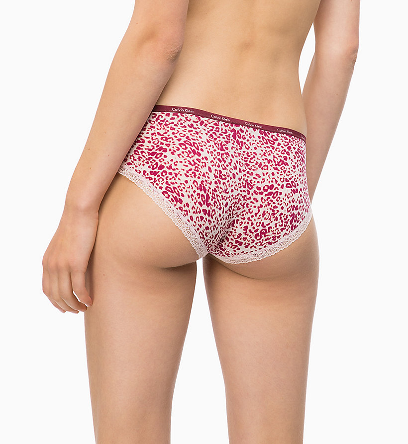 CALVINKLEIN Shorty - Bottoms Up - MOLTEN LAVA - CALVIN KLEIN SOUS-VÊTEMENTS - image détaillée 1