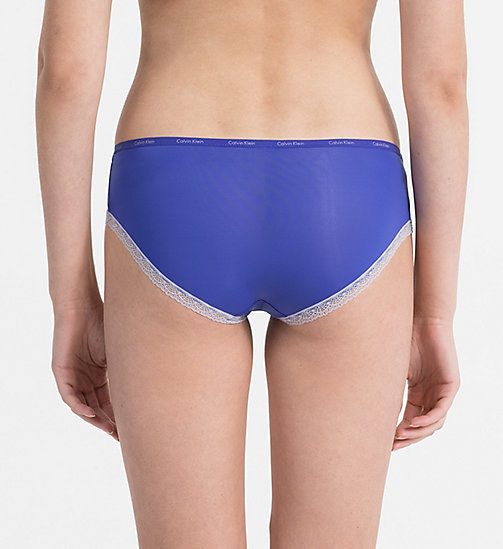 CALVINKLEIN Shorty - Bottoms Up - PURE CERULEAN - CALVIN KLEIN SOUS-VÊTEMENTS - image détaillée 1