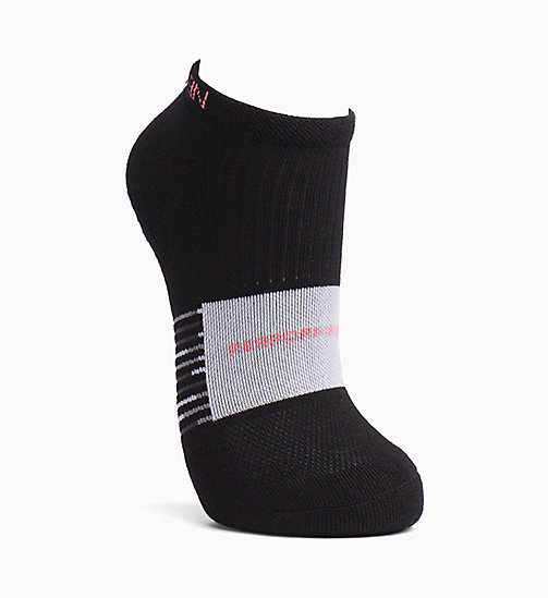 CALVINKLEIN Performance Liner Socks - BLACK - CALVIN KLEIN SOCKS & TIGHTS - main image