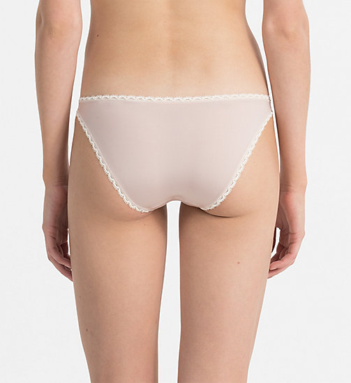 CALVINKLEIN Slip - Seductive Comfort - SHEER BLUSH - CALVIN KLEIN BASIC-SETS - main image 1