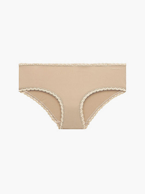 CALVIN KLEIN Hipsters - Seductive Comfort - DUNE - CALVIN KLEIN KNICKERS - main image