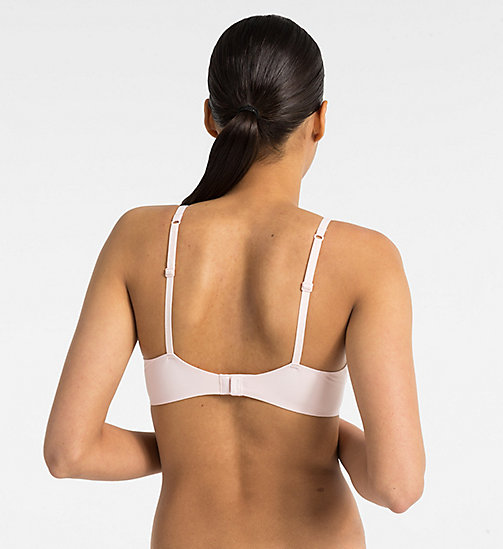 CALVINKLEIN Demi Bra - Perfectly Fit - NYMPH'S THIGH - CALVIN KLEIN NEW FOR WOMEN - detail image 1