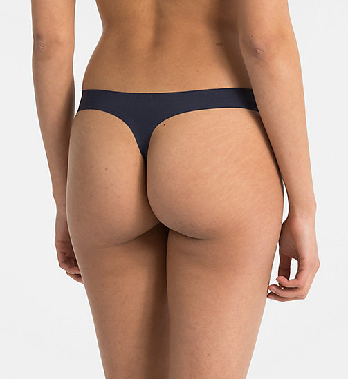 CALVINKLEIN Thong - Perfectly Fit - SHORELINE - CALVIN KLEIN NEW FOR WOMEN - detail image 1