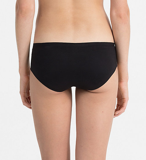 CALVINKLEIN Shorty - Perfectly Fit - BLACK - CALVIN KLEIN CULOTTES - image détaillée 1