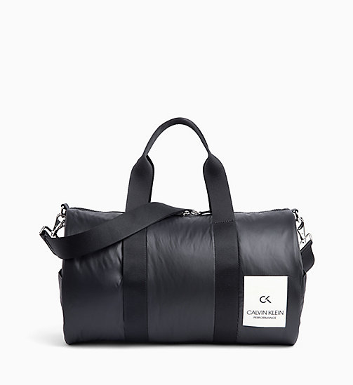 CALVIN KLEIN Duffle-Bag - BLACK - CALVIN KLEIN NEW IN - main image