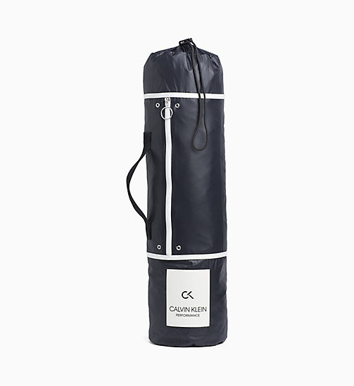 CALVINKLEIN Yoga Mat Bag - BLACK - CALVIN KLEIN SPORTS SOCKS & ACCESSORIES - main image