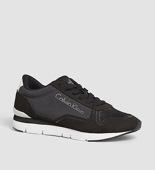 CALVIN KLEIN JEANS Sneakers - BLACK/BLACK/BLACK - CALVIN KLEIN JEANS TRAINERS - main image