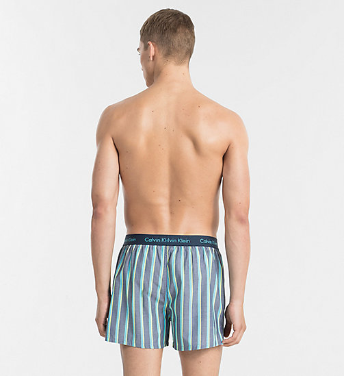 CALVINKLEIN Slim Fit Boxers - BOAT STRIPE INTUITION - CALVIN KLEIN BOXERS - detail image 1
