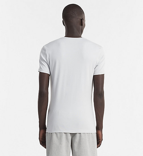 CALVINKLEIN T-shirt - Liquid Cotton - MICRO CHIP - CALVIN KLEIN UNDERWEAR - detail image 1