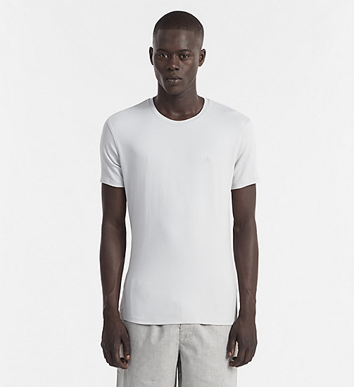 CALVINKLEIN T-shirt - Liquid Cotton - MICRO CHIP - CALVIN KLEIN NEW IN - main image