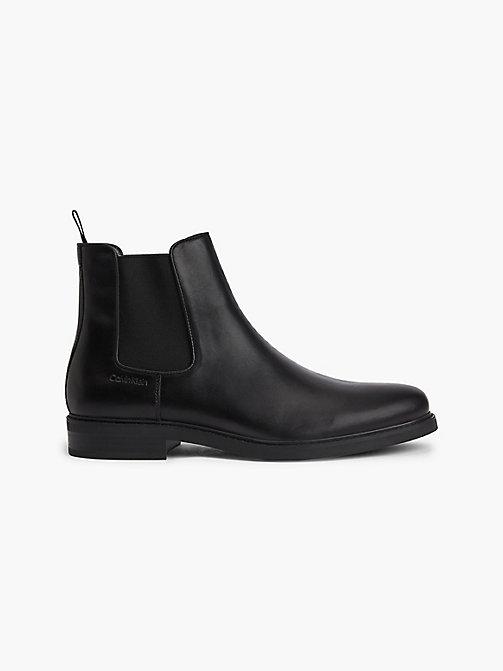 magasiner pour le luxe homme grosses soldes Chaussures homme | Chaussures en cuir | CALVIN KLEIN®