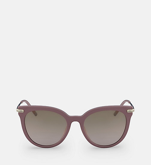 CALVINKLEIN Cat Eye Sunglasses CK3206S - ANTIQUE ROSE -  HEAT WAVE - main image