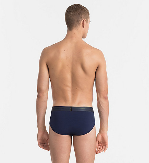 CALVINKLEIN Hip Briefs - Iron Strength - MAGESTIC - CALVIN KLEIN BRIEFS - detail image 1