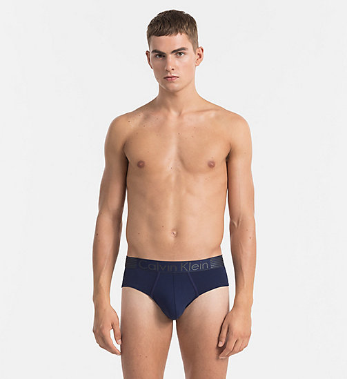 CALVINKLEIN Hip Briefs - Iron Strength - MAGESTIC - CALVIN KLEIN BRIEFS - main image