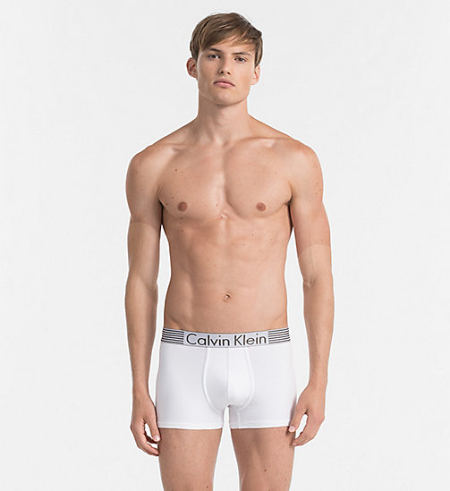 CALVINKLEIN Trunks - Iron Strength - WHITE - CALVIN KLEIN TRUNKS - main image