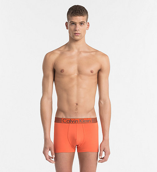 CALVINKLEIN Trunks - Iron Strength - TIGERLILY - CALVIN KLEIN Bright Colours - main image