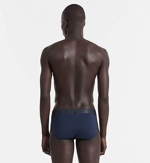 CALVINKLEIN Hip Briefs - Iron Strength - SUBMERGE - CALVIN KLEIN NEW IN - detail image 1
