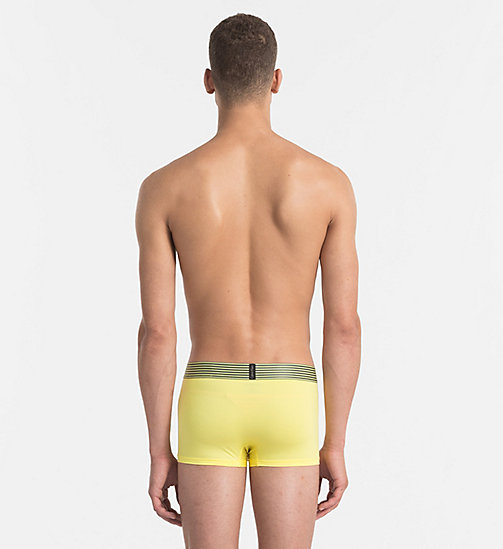 CALVINKLEIN Low Rise Trunks - Iron Strength - SUNBEAM - CALVIN KLEIN Bright Colours - detail image 1