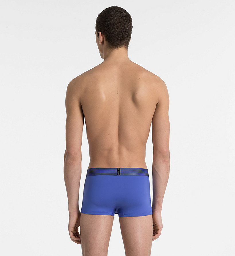 CALVINKLEIN Low Rise Trunks - Iron Strength - SUNBEAM - CALVIN KLEIN UNDERWEAR - detail image 1