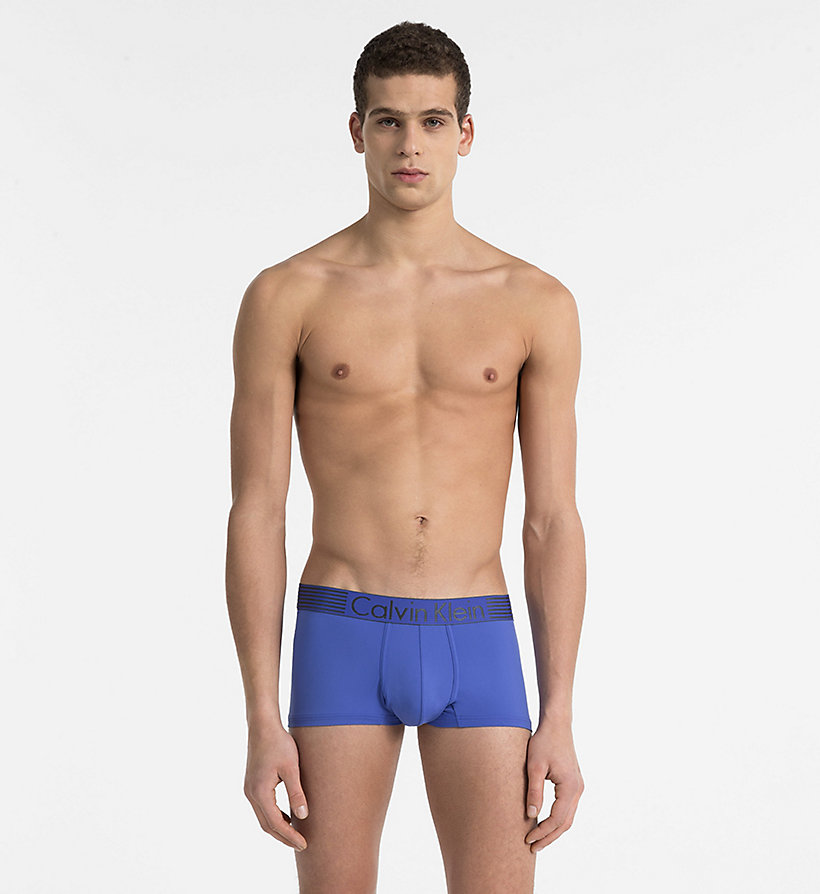 CALVINKLEIN Low Rise Trunks - Iron Strength - SUNBEAM - CALVIN KLEIN UNDERWEAR - main image
