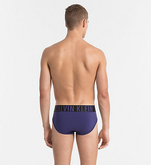 CALVINKLEIN Hip Briefs - Intense Power - BLUE RIBBON - CALVIN KLEIN UNDERWEAR - detail image 1