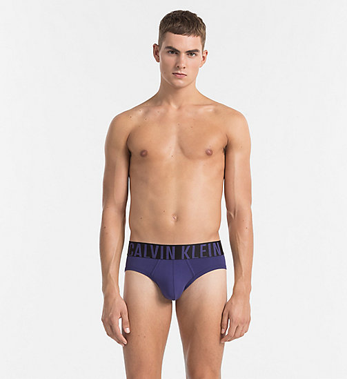 CALVINKLEIN Hip Briefs - Intense Power - BLUE RIBBON - CALVIN KLEIN UNDERWEAR - main image
